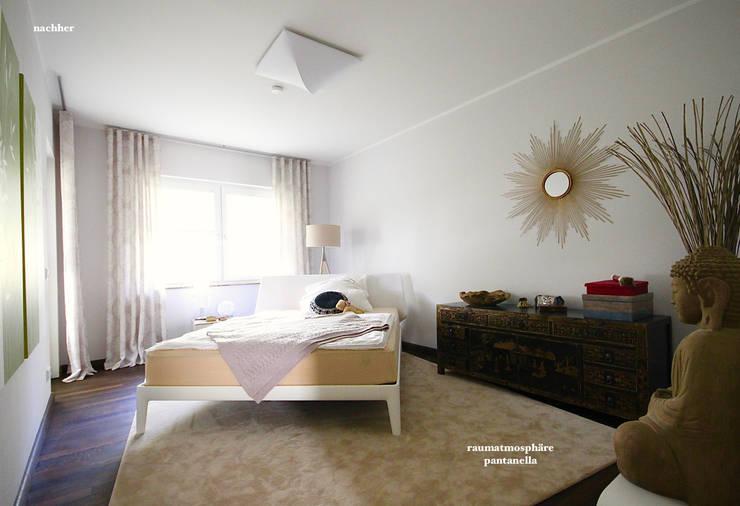 Nachher Bild Schlafzimmer:   von raumatmosphäre pantanella