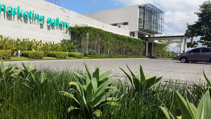 Marketing Gallery:   by CV. Lanskap Indonesia