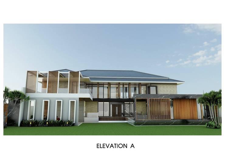 บ้านคุณบัณฑิตย์:   by WYNN ARCHITECT