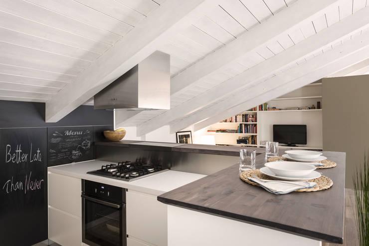 Кухонные блоки в . Автор – Viú Architettura