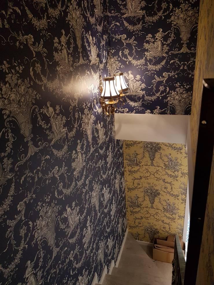 樓梯壁燈B03-NB8047-02:  玄關、走廊與階梯 by 建鍾產業股份有限公司