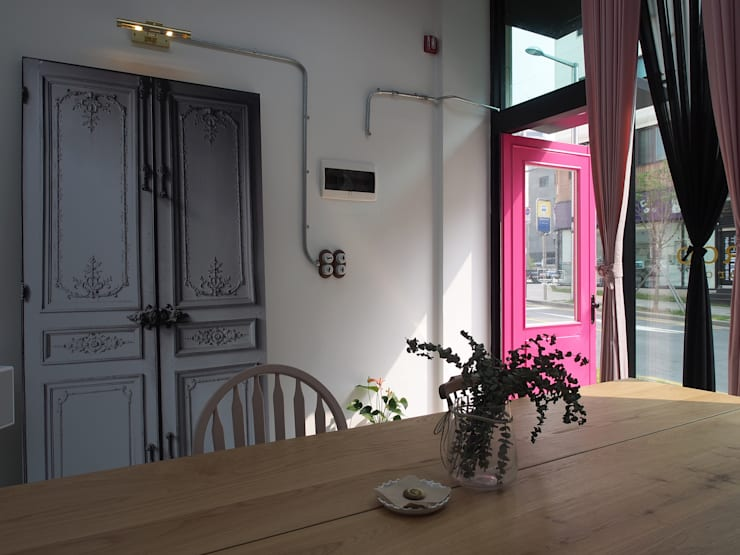 위례 마카롱카페: 달달하우스의  바 & 카페