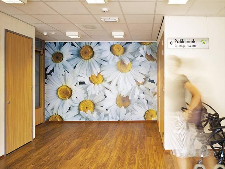 Entree:  Gezondheidscentra door Jan Detz Interieurarchitect, Modern