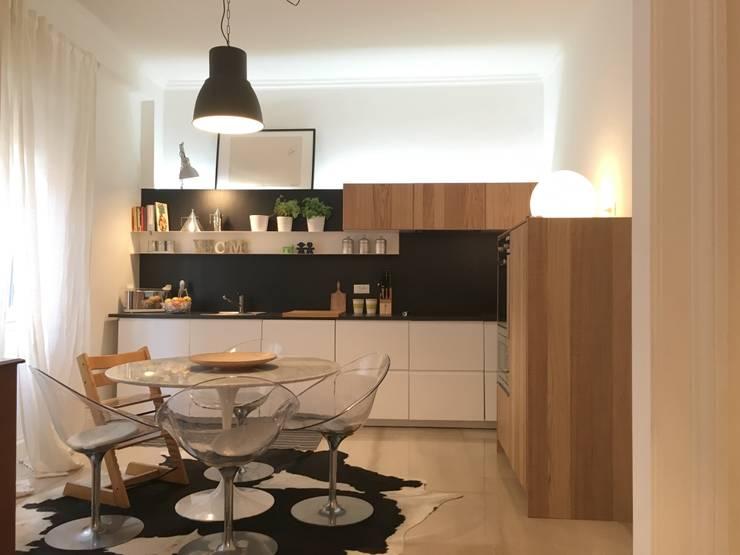 Кухня в . Автор – Home Lifting