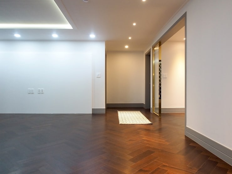 방배동 현대멤피스 리모델링: 달달하우스의  거실,모던