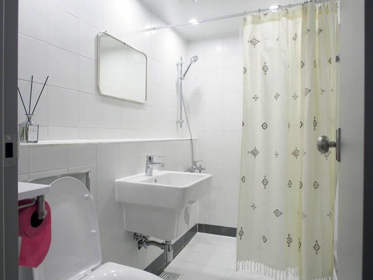 حمام تنفيذ 달달하우스