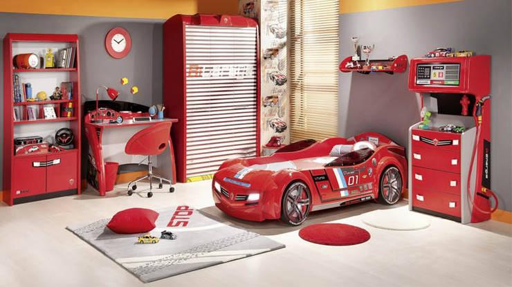 Phòng ngủ đẹp cho bé:  Phòng trẻ em by Thương hiệu Nội Thất Hoàn Mỹ