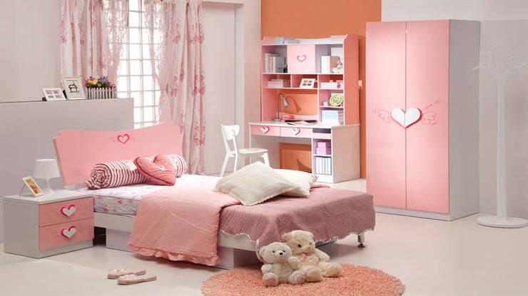 Thiết kế phòng ngủ đẹp cho bé:  Phòng trẻ em by Thương hiệu Nội Thất Hoàn Mỹ