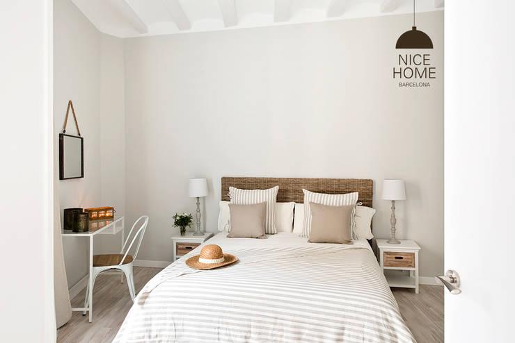 غرفة نوم تنفيذ Nice home barcelona