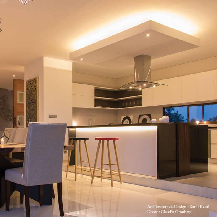 Terra Development Groupが手掛けたキッチン収納