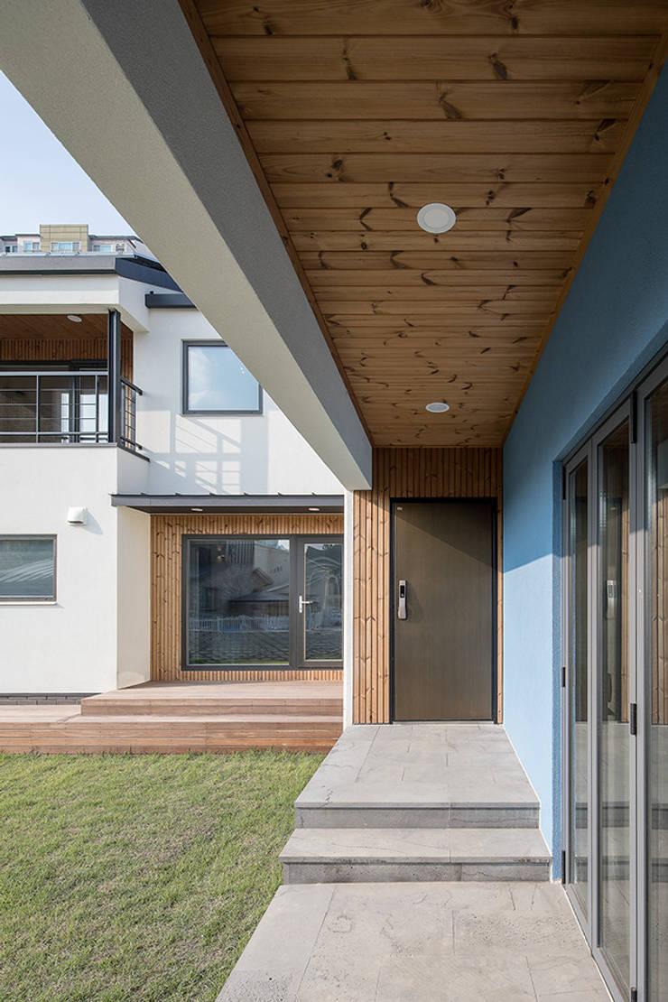진월재 : 소하  건축사사무소    SoHAA의  정원,