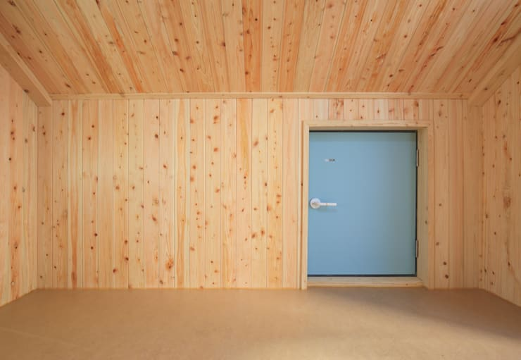 수원 단독주택: 건축그룹 [tam]의  실내 정원
