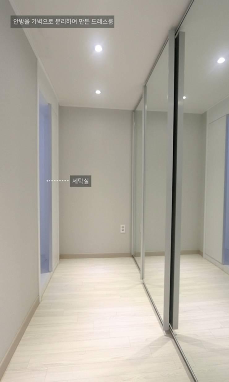 Dressing room by 홍예디자인