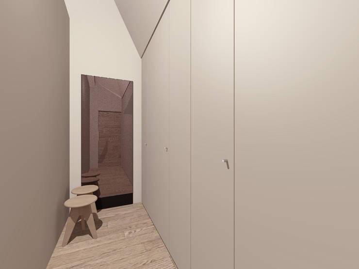Kamar Tidur oleh Flavia Benigni Architetto, Modern