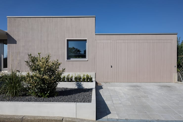 Bungalow door gerken.architekten+ingenieure