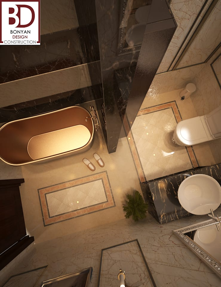 Bathroom تنفيذ bonyan