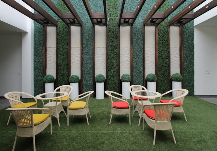 Terrace by Conarch Architects