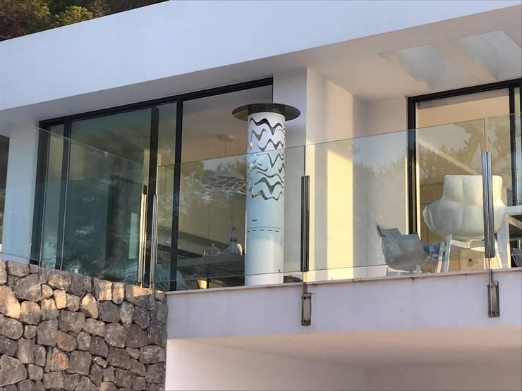 Terrace by GlammFire