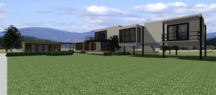 concept design บ้านคุณ ปริญญา ที่ เชียงใหม่:   by simply fine studio