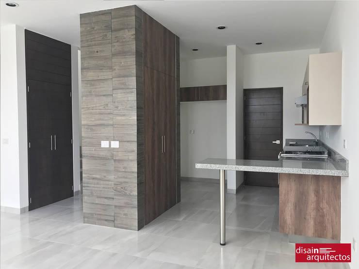 廚房 by disain arquitectos