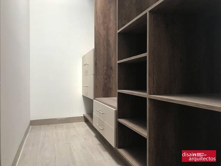臥室 by disain arquitectos