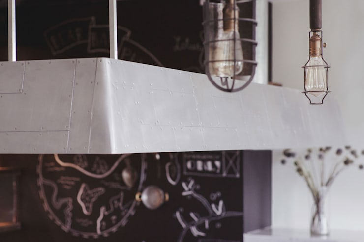 industrial Kitchen by Archventil - Architecture and Design Studio