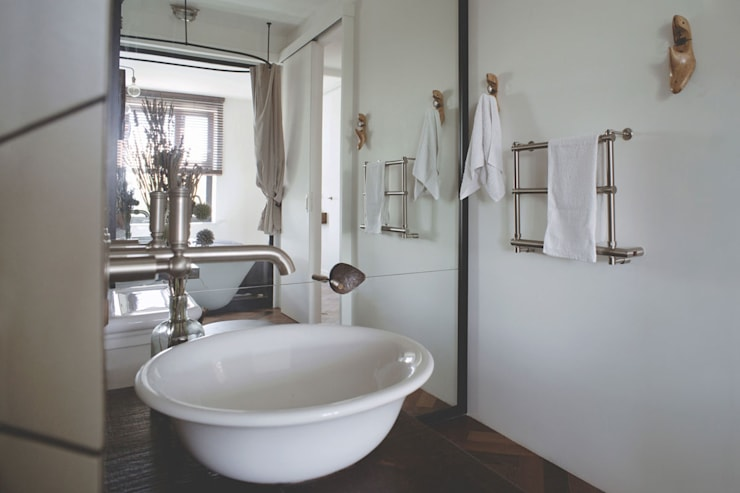 industrial Bathroom by Archventil - Architecture and Design Studio
