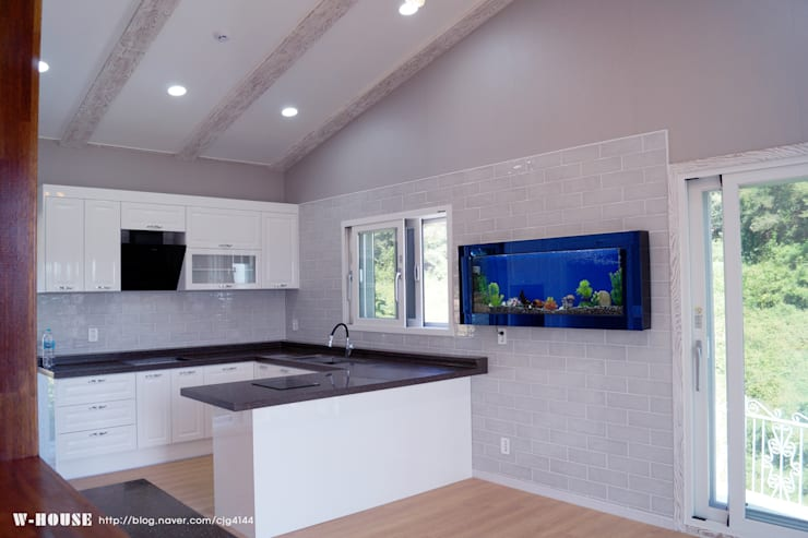 وحدات مطبخ تنفيذ W-HOUSE