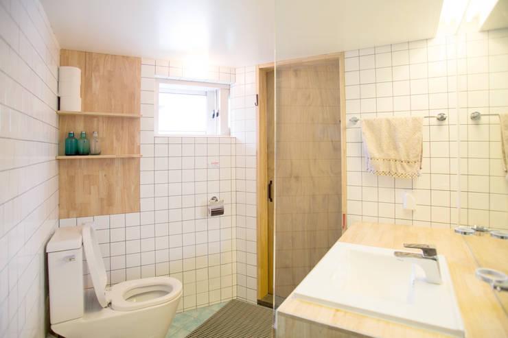 yoonzip - SAI: yoonzip interior architecture의  욕실