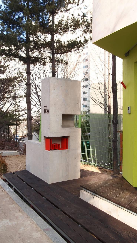 SAI_190  [바람이 불어오는 집]: yoonzip interior architecture의  주택,미니멀