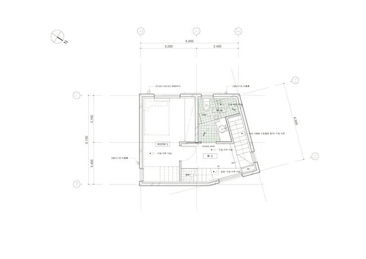 3F FLOOR PLAN: yoonzip interior architecture의