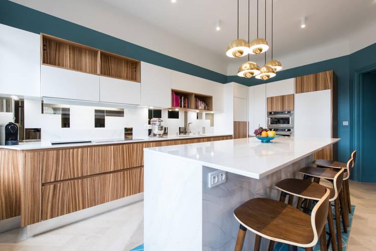 廚房 by LA CUISINE DANS LE BAIN SK CONCEPT