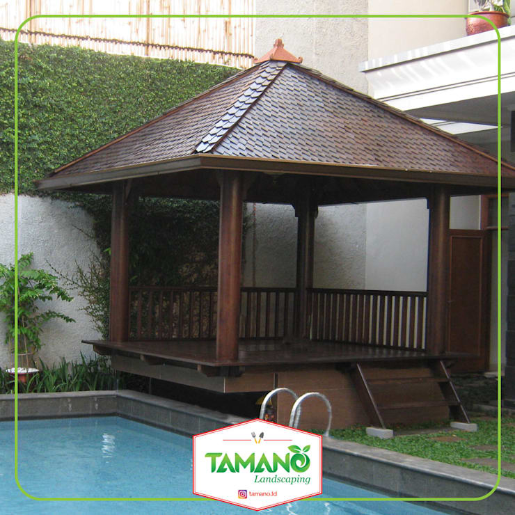 Gazebo:  Hotels by tamano