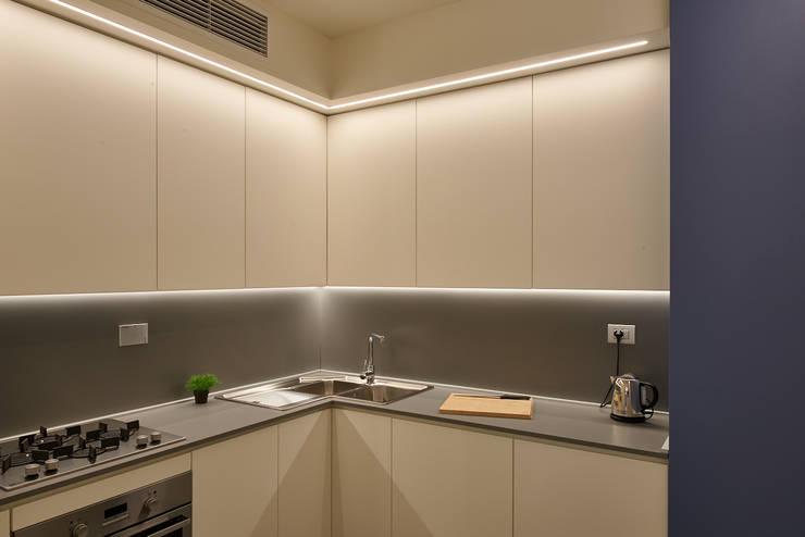 مطبخ تنفيذ ArchiDesign LAB