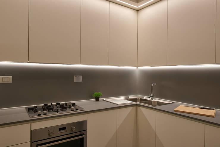 Cocinas de estilo moderno de ArchiDesign LAB