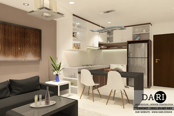 PADDINGTON 2 BEDROOM :  Kitchen by DARI
