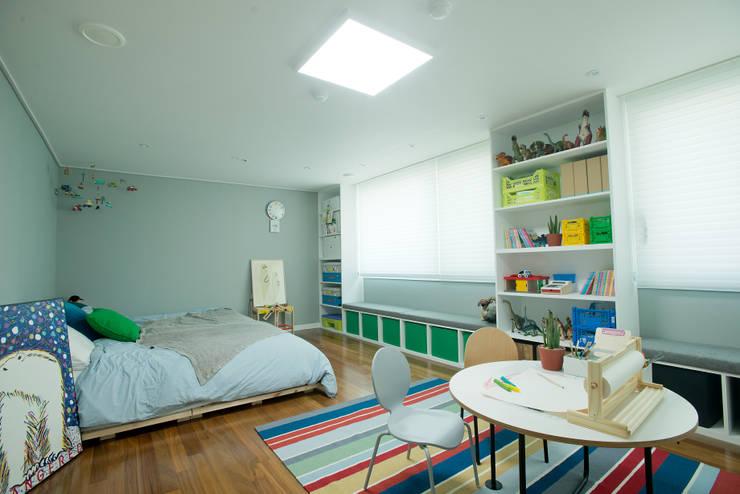غرفة الاطفال تنفيذ (주)바오미다