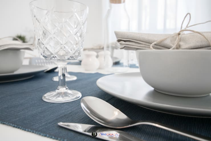 ELISABETTA_Cucina di ErreBi Home Moderno