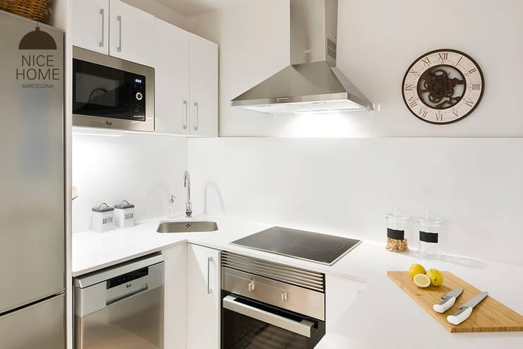 Кухни в . Автор – Nice home barcelona