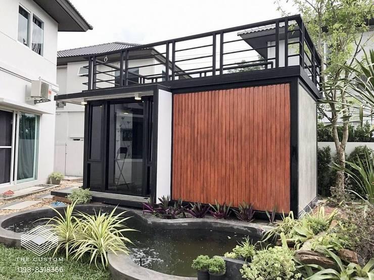 de estilo  por บ้านสำเร็จรูป บริษัท เดอะคัสตอม จำกัด