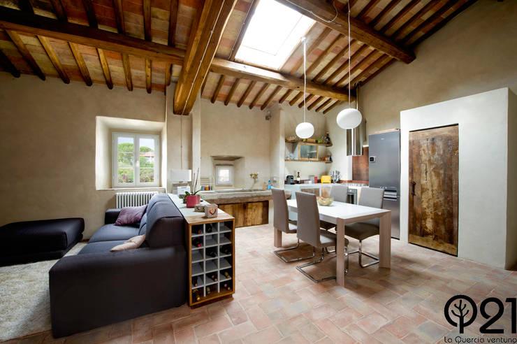 10 bellissimi open space con cucina soggiorno e sala da pranzo