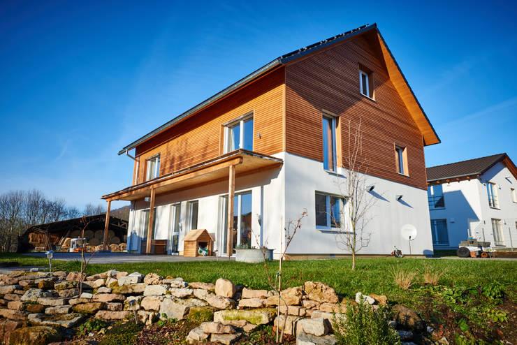 Projekty,  Domy zaprojektowane przez PassivHausPartschefeld