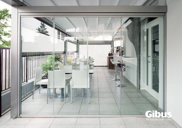 Vetrate Per Balconi Esterni : Vetrate scorrevoli per terrazzi cosa c è da sapere