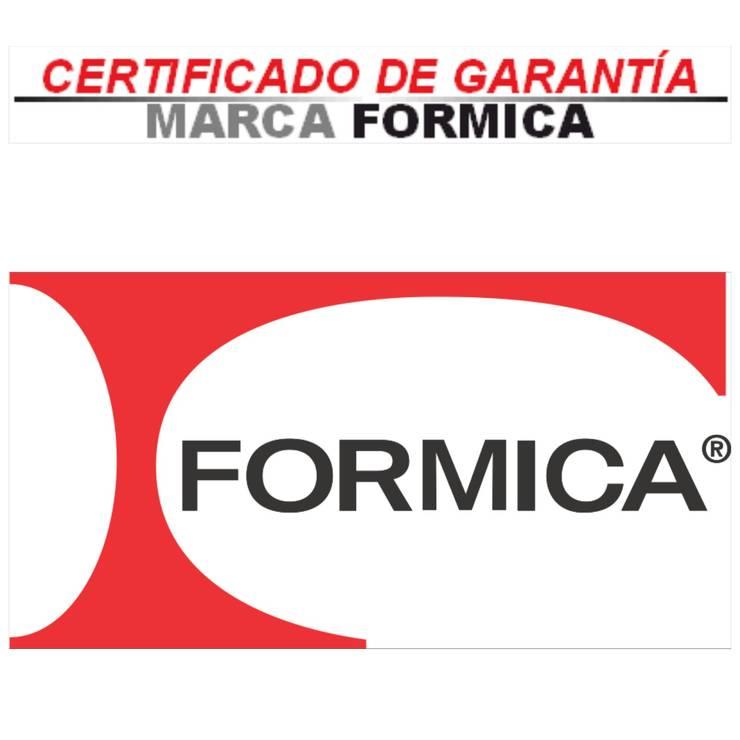 FORMICA presenta al mercado venezolano nuevo certificado de garantía : Cocina de estilo  por FORMICA Venezuela