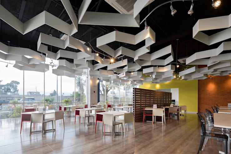 Esszimmer von IAARQ (Ibarra Aragón Arquitectura SC)