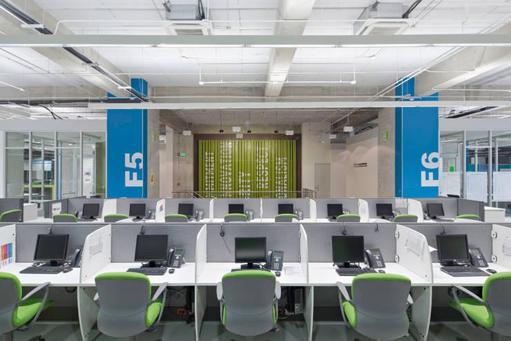 Arbeitszimmer von IAARQ (Ibarra Aragón Arquitectura SC)