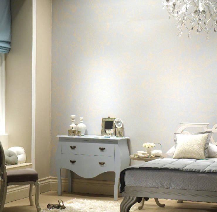 Bedroom by Papersky Studio, Minimalist