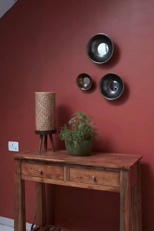 Tropical Spaces:  Corridor & hallway by Papersky Studio