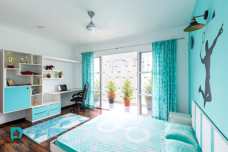 Mr Harsh's Residential Project- :  Bedroom by Design  Cafe