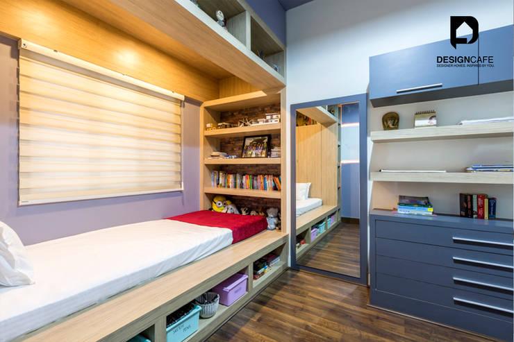 Pavan's Residence: modern Nursery/kid's room by Design  Cafe